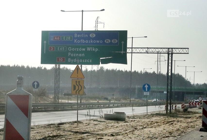 Węzeł Kijewo w Szczecinie