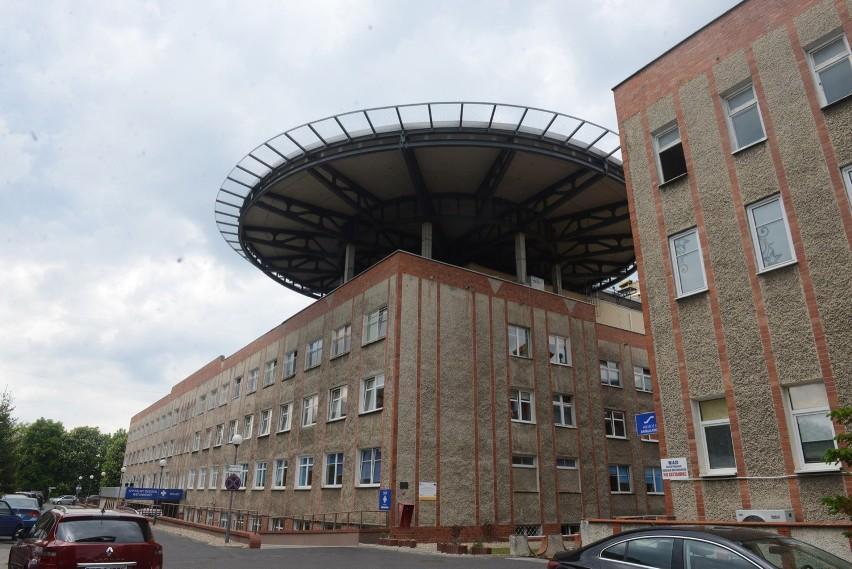 Pobity mężczyzna został przewieziony do szpitala w Zielonej Górze.