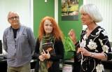 """Grudziądz. W Bibliotece Miejskiej odbyła się promocja książki """"Haiku. Rdzawki"""" Wiesława Hawełko-Wizo oraz Ewy Grzeszczuk [zdjęcia]"""