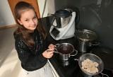 Uczestnicy programu MasterChef Junior 2021 gotowali dla współczesnych bohaterów. Jak poradziła sobie Lena Góra z Kielc?