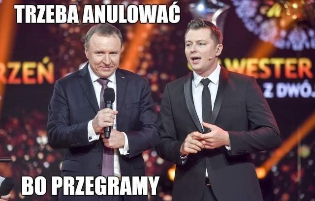Rafał Brzozowski nie awansował do wielkiego finału Eurowizji. Dał jednak energetyczne show. Zobacz memy internautów