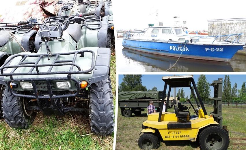 Powojskowy sprzęt i pojazdy znów będą do kupienia w...