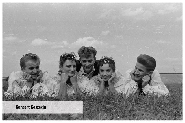 """Zespół """"Śląsk"""" skończył 67 lat. Zobaczcie jego początki na starych zdjęciach"""