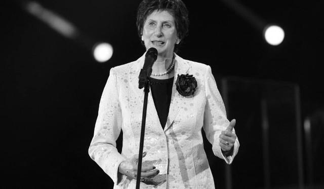 Irena Szewińska zmarła w wieku 72 lat w Warszawie.