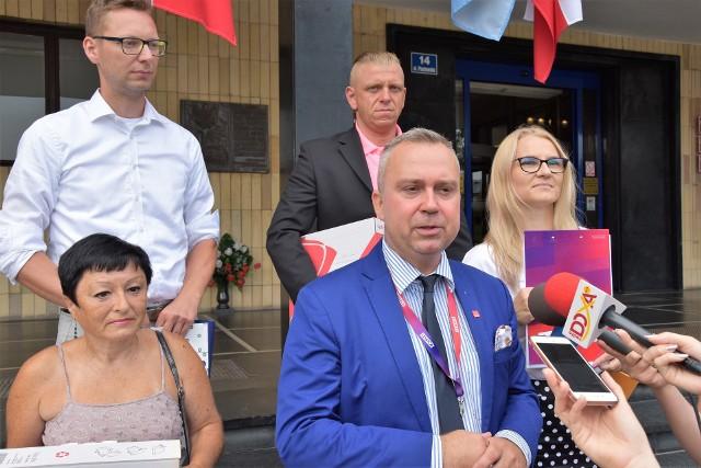 Lewica rejestruje Jana Woźniaka, burmistrza Otmuchowa, w wyborach do Senatu na zachodzie regionu