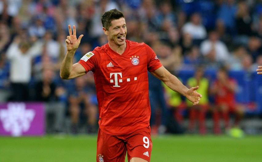 Lewandowski lepszy od Messiego! Kto strzelił najwięcej goli w 2019 roku? [TOP 10]