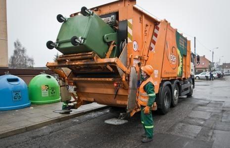 PGK Słupsk zajmuje się m.in. wywozem śmieci.