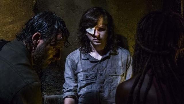 """""""The Walking Dead"""" S09E01 online i w telewizji FOX. Premiera 9. sezonu """"The Walking Dead"""" już w poniedziałek 8 października o godz. 22:00."""