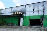 Pożar opuszczonej hali. Policja sprawdza, co było przyczyną pożaru