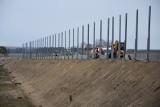 Budowa S-5 w Kujawsko-Pomorskiem postępuje. Prace idą pełną parą nawet w weekendy [zdjęcia]