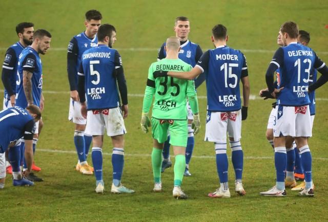 Lech Poznań przynajmniej na początku zgrupowania w Turcji będzie przygotowywał się do wznowienia rozgrywek bez jednego zawodnika.