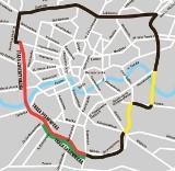 Kraków. Miasto planuje Trasę Ciepłowniczą z mostem na Wiśle i Trasę Nowobagrową. Mogą też powstać nowe linie tramwajowe