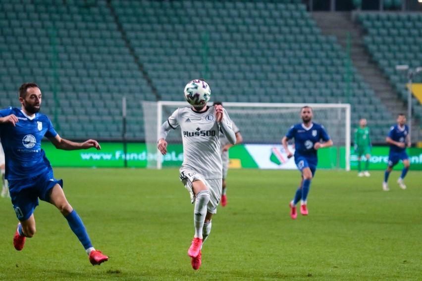 Legia - Quarabag i Charleroi - Lech o awans i wielkie pieniądze od UEFA