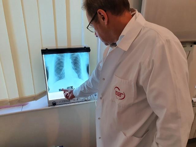 Lek. Włodzimierz Bodnar z Przemyśla pierwszy w Polsce zaczął stosować amantadynę w leczeniu COVID-19.