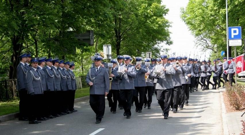 Otwarcie komendy policji w Chorzowie