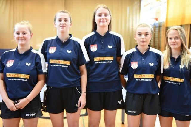 Tenisistki MLUKS Dwójka Rawa Mazowiecka są najwyżej w Polsce klasyfikowaną drużyną żeńską z naszego regionu