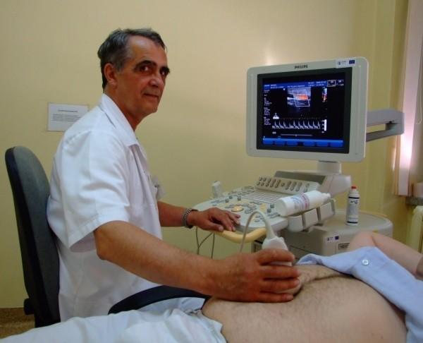 Nowy aparat USG już pracuje w strzeleckim szpitalu.