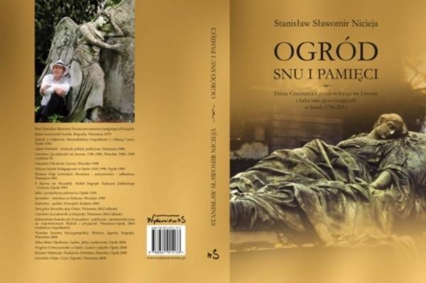 Po 20 latach postanowiłem jeszcze raz napisać książkę o Łyczakowie.