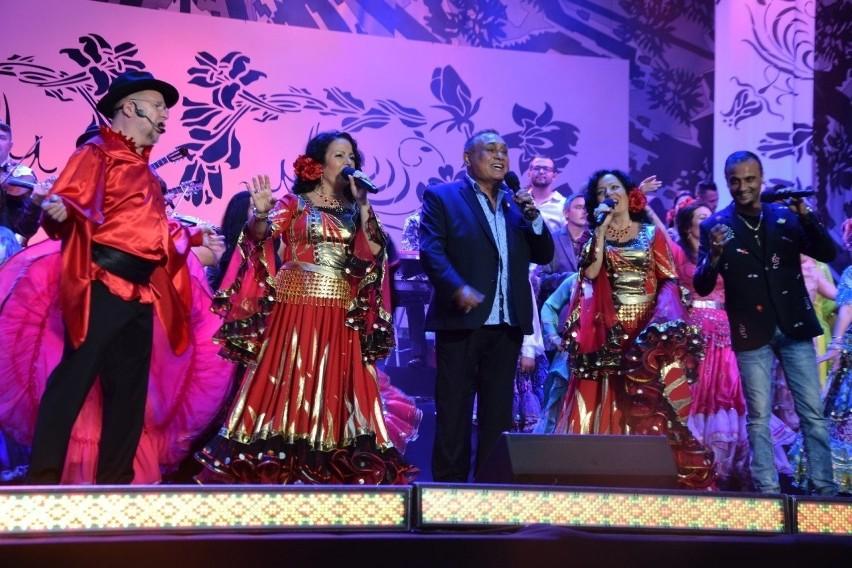 71-letni ambasador muzyki romskiej do tej pory znany był...