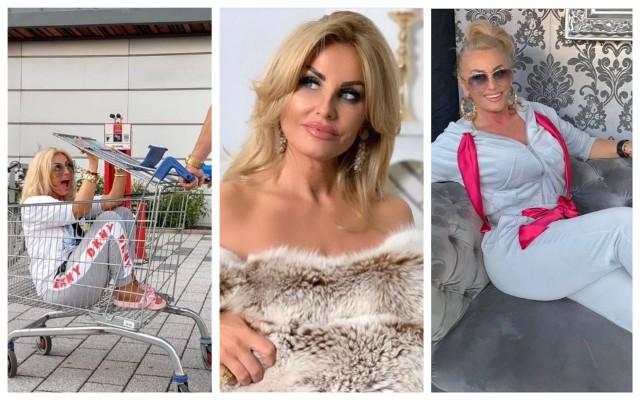 """Dagmara Kaźmierska popularność zdobyła w """"Królowych Życia"""". W duecie z Jackiem dostarczają widzom wiele pozytywnych emocji. Kaźmierska udziela się aktywnie w mediach społecznościowych. Dzięki temu możemy podziwiać jej prywatne zdjęcia! Sprawdź w naszej galerii, jak mieszka Dagmara Kaźmierska."""