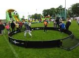 Łomża. Sportowy Dzień Dziecka na miejskim stadionie [zdjęcia]