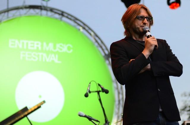 Podczas tegorocznego Enter Music Festival-u Leszek Możdżer zagra dwukrotnie.