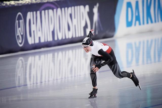 Magdalena Czyszczoń była w czwartek jedyną reprezentantką Polski na torze Thialf. Polka zajęła 17. miejsce na dystansie 3000 metrów