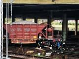 Wykolejenie pociągu na stacji Gdańsk Główny 6.11.2020 r.! Ruch SKM-ek przywrócony
