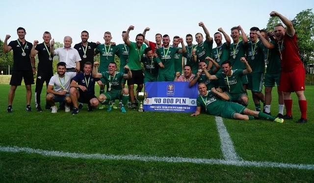 Przed rokiem Puchar Polski na szczeblu Śląskiego Związku Piłki Nożnej zdobył Rekord Bielsko-Biała pokonując w finale rezerwy Górnika Zabrze 7:1