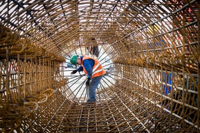 Obecnie prace przy remoncie estakady mogą powodować spory hałas. Uciążliwe roboty mają zakończyć się w listopadzie