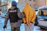 Policjanci odzyskali skradzionego w Niemczech mercedesa wartego ponad 170 tys. zł [ZDJĘCIA, WIDEO]