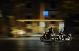 Czy skuter na prąd może jechać buspasem? Policjant: Myśleć, panie!