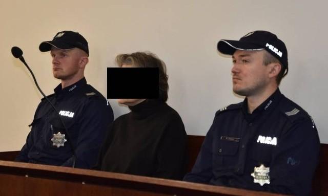 Grażyna F. usłyszała wyrok 1 roku i 10 miesięcy bezwzględnego pozbawienia wolności.