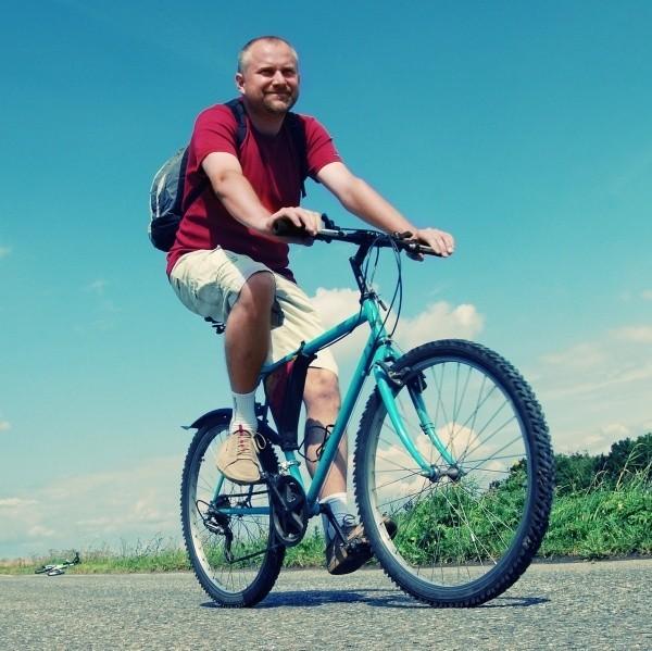 Rower to zero hałasu, zero spalin, zero stania w korku, a przy tym dociera wszędzie tam, gdzie chcesz