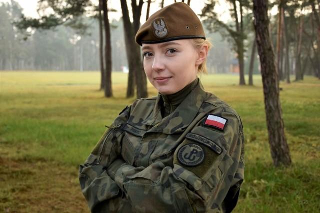 st. szer. Aleksandra Połeć - 10 Świętokrzyska Brygada Obrony Terytorialnej