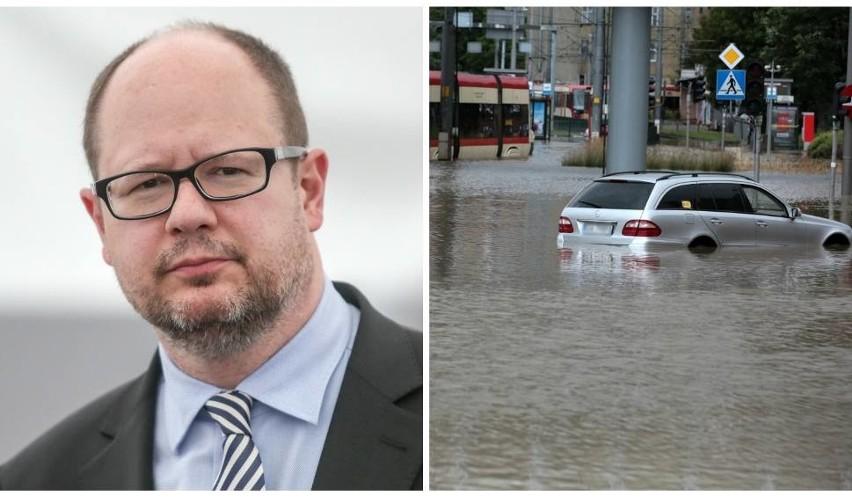 Prezydent Adamowicz odpowiedział na pismo prokuratora ws. powodzi w Gdańsku
