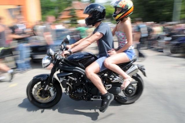 Od 11 do 14 lipca w Łagowie lubuskim rządził Rock, Blues i Motocykle.