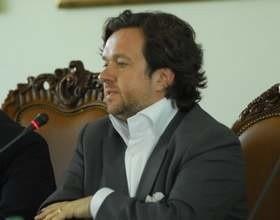 Achim Gabor, prezes zarządu Gabor Shoes AG. (fot. Witold Chojnacki)
