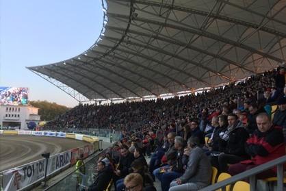 Dwa mecze na Stadionie Olimpijskim w obecnym sezonie PGE Ekstraligi zgromadziły po 12 tys. widzów