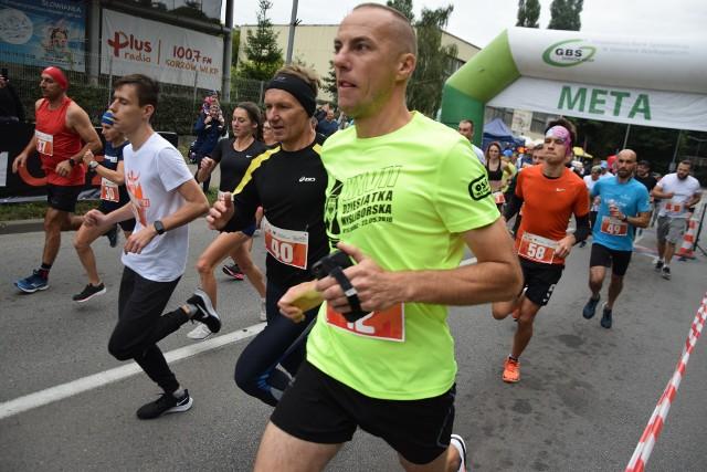 39. Bieg Słowiański w Gorzowie zgromadził około sześćdziesięciu zawodników.