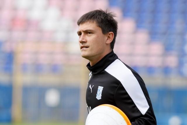 Mariusz Rumak, trener Lecha Poznań