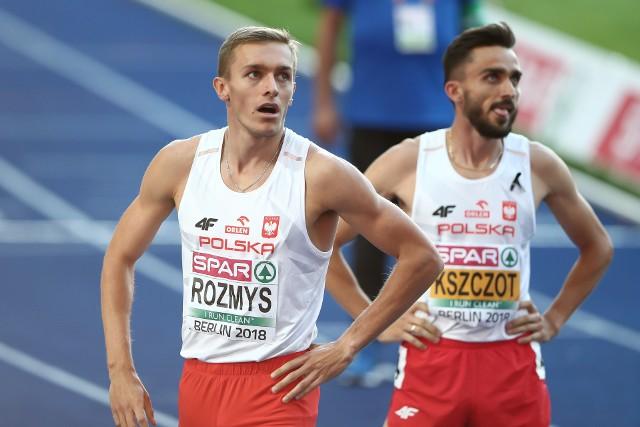 Michał Rozmys i Adam Kszczor, Berlin 2018
