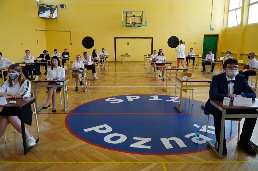 Egzamin ósmoklasisty 2021 z języka polskiego odbędzie się 25...