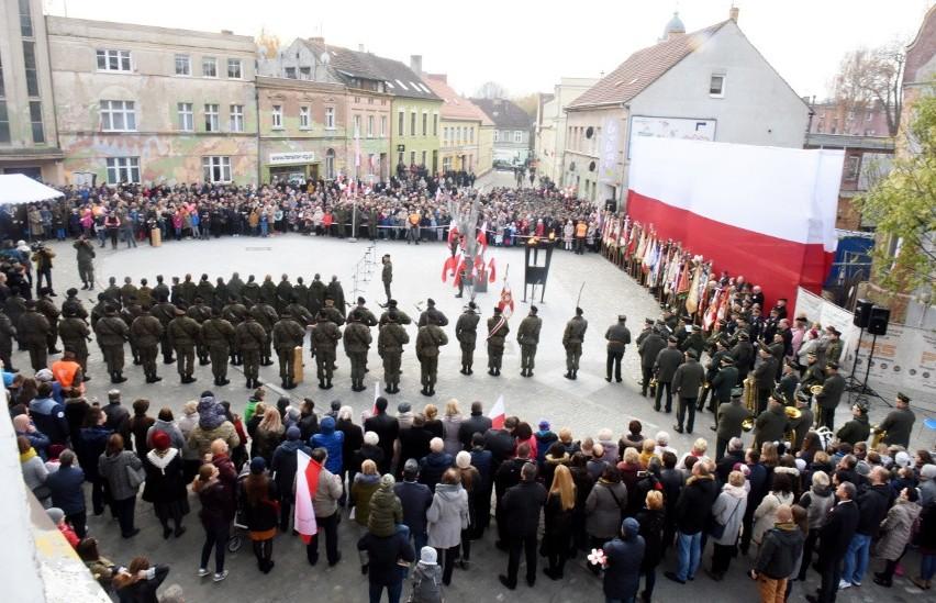 Uroczyste obchody stulecia odzyskania przez Polskę...