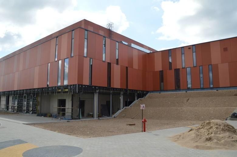 Budowa Arena Suwałki