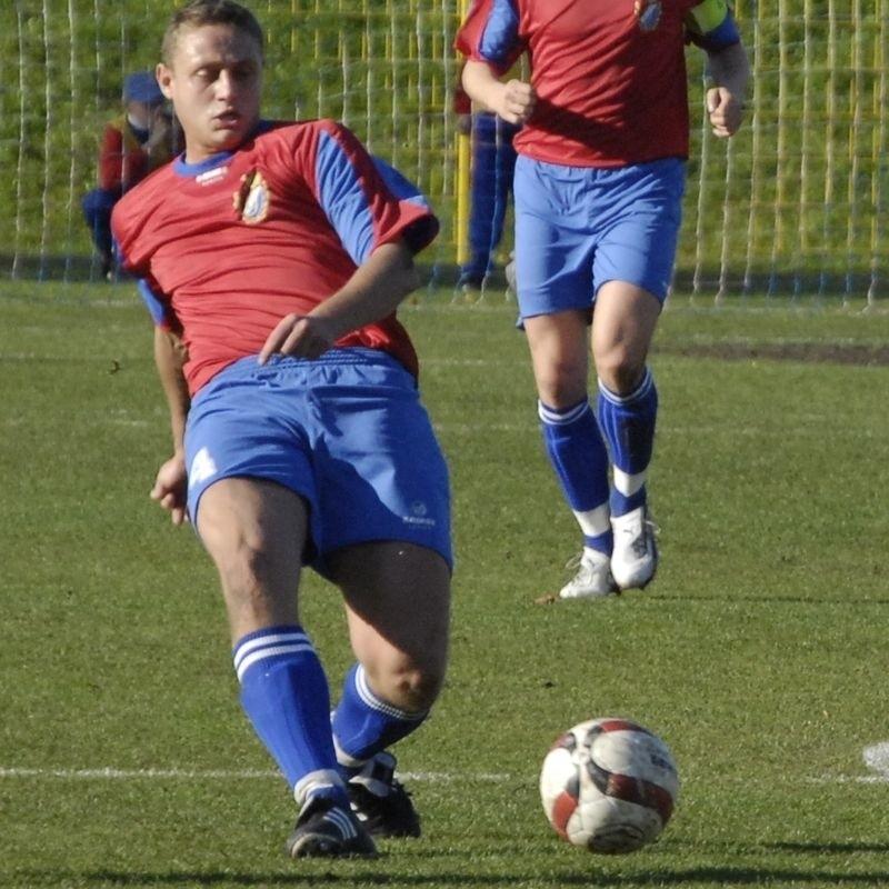Dawid Jędrzejak zagra w Jantarze Ustka. Jest wychowankiem tego klubu.