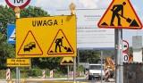 Droga Zabłudów - Żywkowo będzie nieprzejezdna. Trwa remont (zdjęcia)