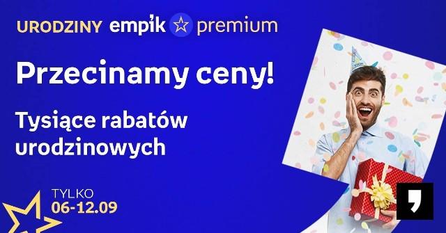 7 milionów użytkowników Empik Premium i Empik Premium Free ma powód do świętowania