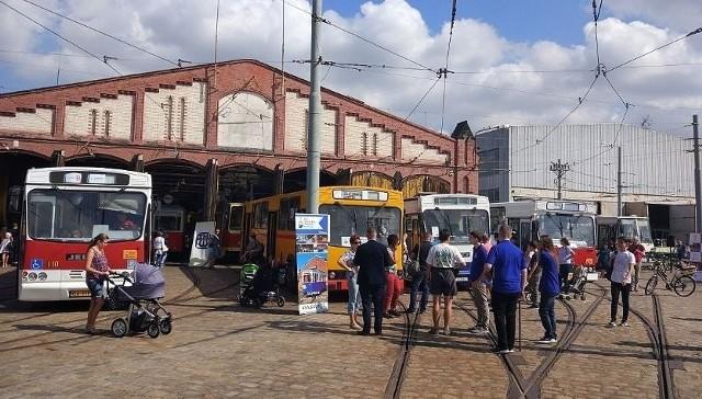 Otwarte dni w byłej zajezdni Popowice we Wrocławiu.