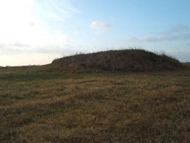 Uczniowie wytyczyli nieoficjalny na razie szlak grodzisk rozlokowanych wokół Inowrocławia.